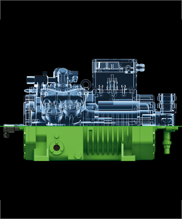 Picture for category Bitzer Reciprocating Compressors