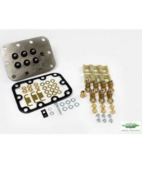 Picture of BITZER TERMINAL PLATE KIT 4J _ 6F SERIES