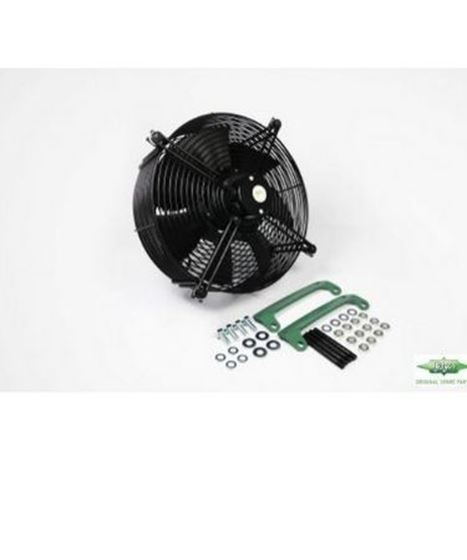 Picture of BITZER ADDITIONAL FAN FOR 4JE 4HE 4GE 4FE