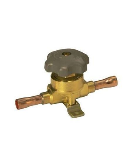 "Picture of DANFOSS HAND VALVE 1/4"" BML6S-009G0102 (ODF)"
