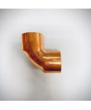 """Picture of 1 1/8"""" COPPER ELBOW 90°"""