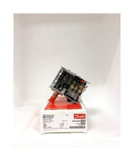Picture of KP1 DANFOSS LOW SIDE PRESSURE CONTROL (AUTO) -060-110191