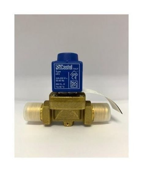"Picture of 5/8"" CASTEL SOLENOID VALVE C/W COIL 1070/5A6 (FLARE)"