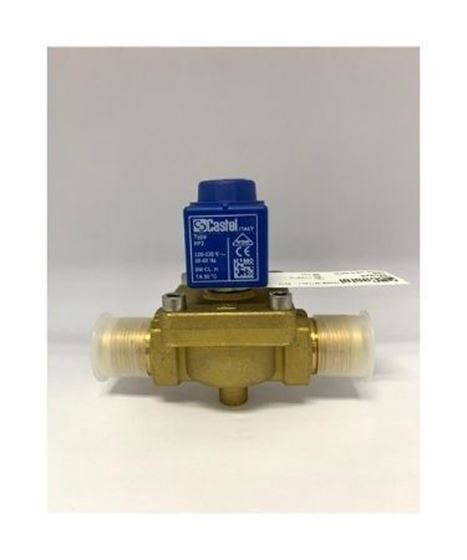 """Picture of 3/4"""" CASTEL SOLENOID VALVE C/W COIL 1090/6A6 (FLARE)"""