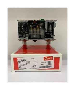 Picture of KP15 DANFOSS HI-LO PRESSURE CONTROL (M/M) -060-124591