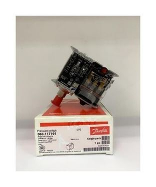 Picture of KP5 DANFOSS HIGH SIDE PRESSURE CONTROL (AUTO) -060-117191