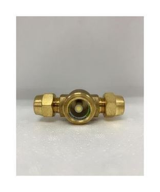 """Picture of AH800-06 HUB SIGHT GLASS 3/8"""" (FLARE)"""