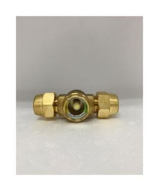 """Picture of AH800-08 HUB SIGHT GLASS 1/2"""" (FLARE)"""