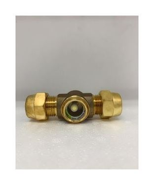 "Picture of AH800-10 HUB SIGHT GLASS 5/8"" (FLARE)"