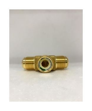 """Picture of 1/4"""" CASTEL SIGHT GLASS 3710/22 (FLARE)"""