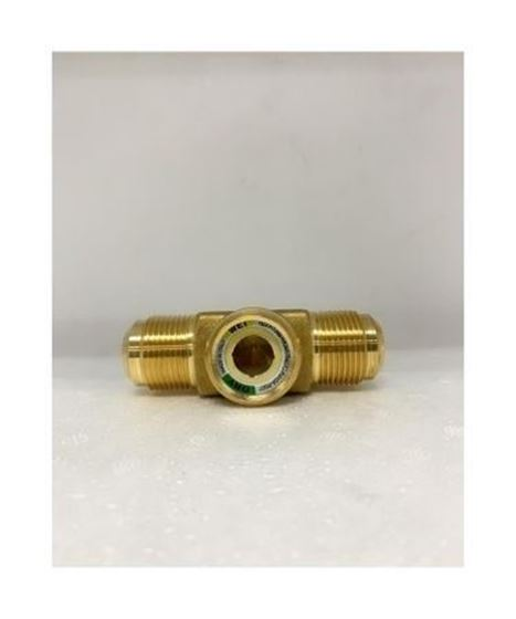 "Picture of 1/2"" CASTEL SIGHT GLASS 3910/44 (FLARE)"