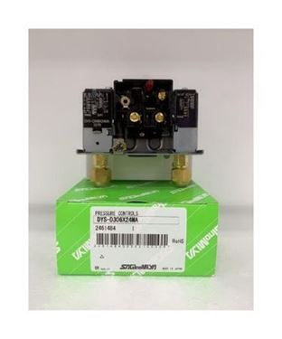Picture of DYS-D306X24MA SAGINOMIYA PRESSURE CONTROL (A/M)