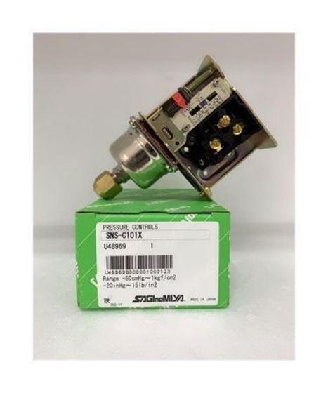 Picture of SNS-C101X SAGINOMIYA LOW PRESSURE CONTROL (AUTO)