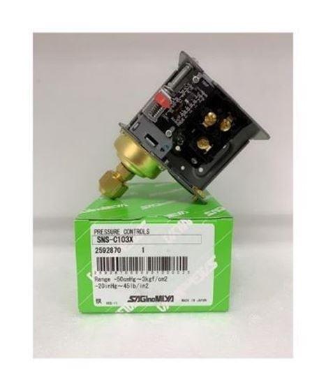 Picture of SNS-C103X SAGINOMIYA LOW PRESSURE CONTROL (AUTO)