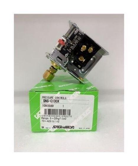 Picture of SNS-C130X SAGINOMIYA HIGH PRESSURE CONTROL (AUTO)