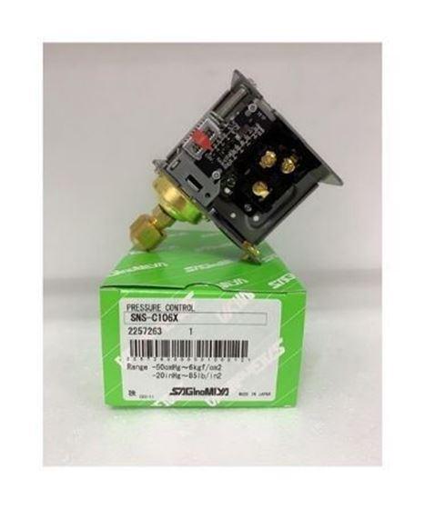 Picture of SNS-C106X SAGINOMIYA LOW PRESSURE CONTROL (AUTO)