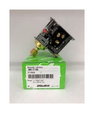Picture of SNS-C110X SAGINOMIYA HIGH PRESSURE CONTROL (AUTO)