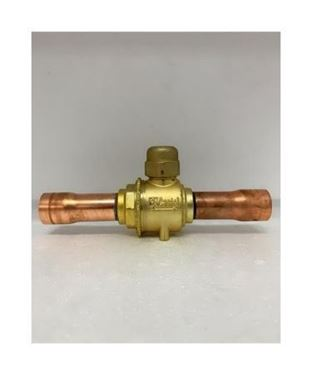 "Picture of CASTEL BALL VALVE 7/8"" 6590/7 (ODF)"