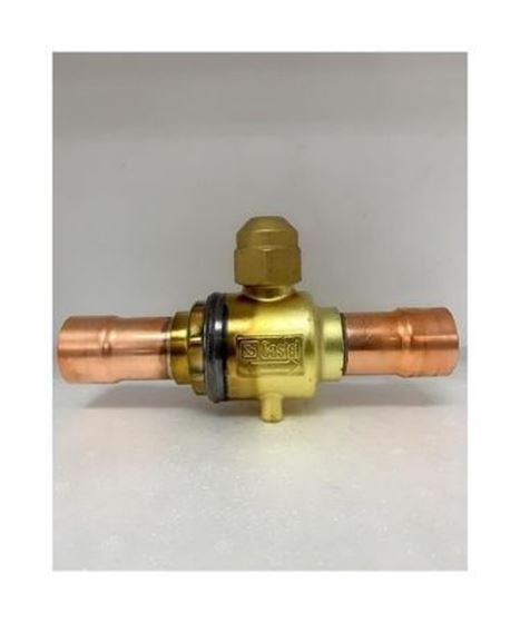 "Picture of CASTEL BALL VALVE 1 3/8"" 6590/11 (ODF)"