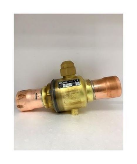 """Picture of CASTEL BALL VALVE 2 1/8"""" 6590/17 (ODF)"""