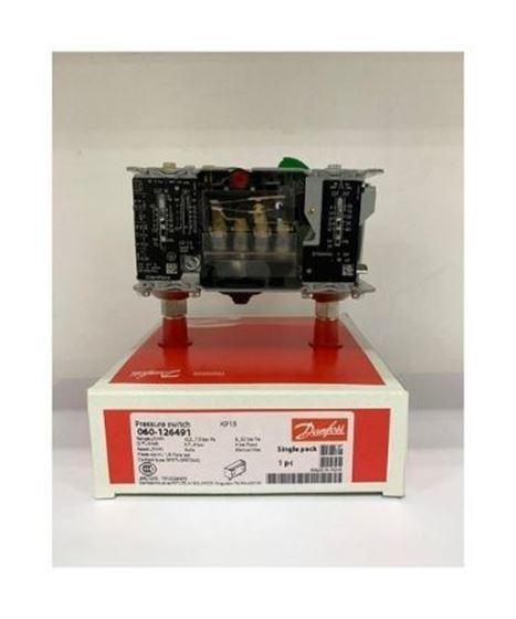 Picture of KP15 DANFOSS HI-LO PRESSURE CONTROL (A/M) -060-126491