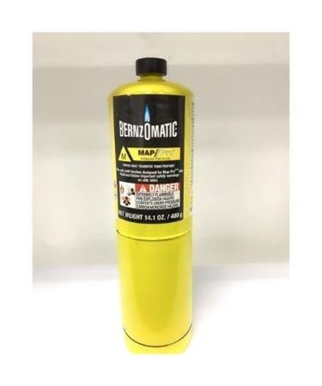 Picture of BERNZOMATIC MAP-PRO GAS CYLINDER 14OZ