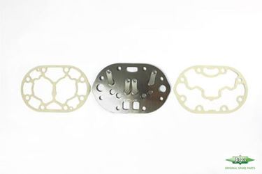 Picture of 304017-01 VALVE PLATE C/W GASKET