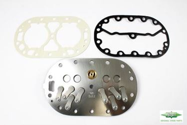 Picture of 304016-12 VALVE PLATE C/W GASKET