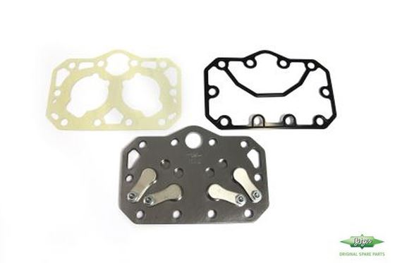 Picture of 304063-28 VALVE PLATE COMPLETE GASKET