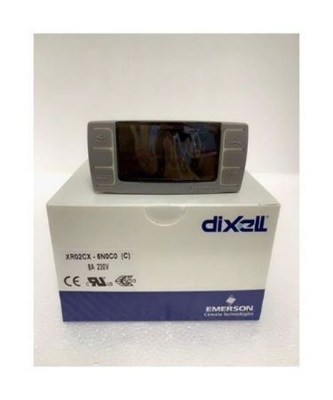 Picture of DIXELL DIGITAL CONTROLLER XR02CX-5N0C0 C/W  NTC PROBE