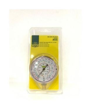 Picture of M2-500-DS-R22 REFCO HIGH SIDE PRESSURE GAUGE (BOTTOM CONN)