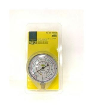 Picture of M2-250-DS-R22 REFCO LOW SIDE PRESSURE GAUGE (BOTTOM CONN)