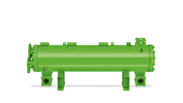 Picture of K-813H BITZER WATER-COOLED CONDENSER