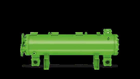 Picture of K-1353TB BITZER SEAWATER CONDENSER