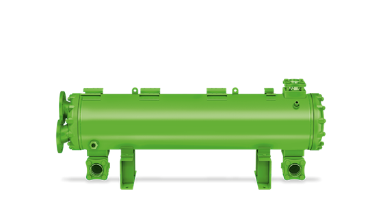 Picture of K-203H BITZER WATER-COOLED CONDENSER